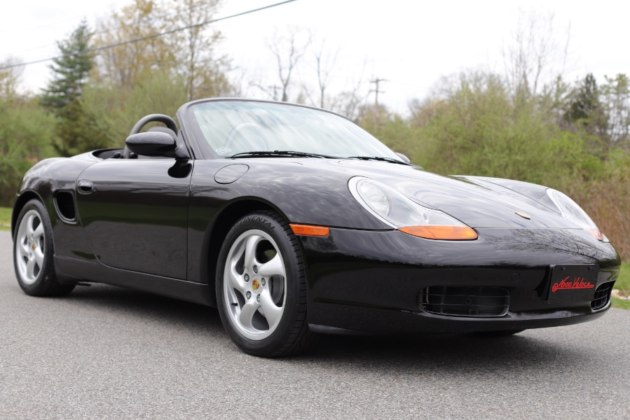 Used Porsche Boxster 2dr Roadster 2001 | Meccanic Shop North Inc. North Salem, New York