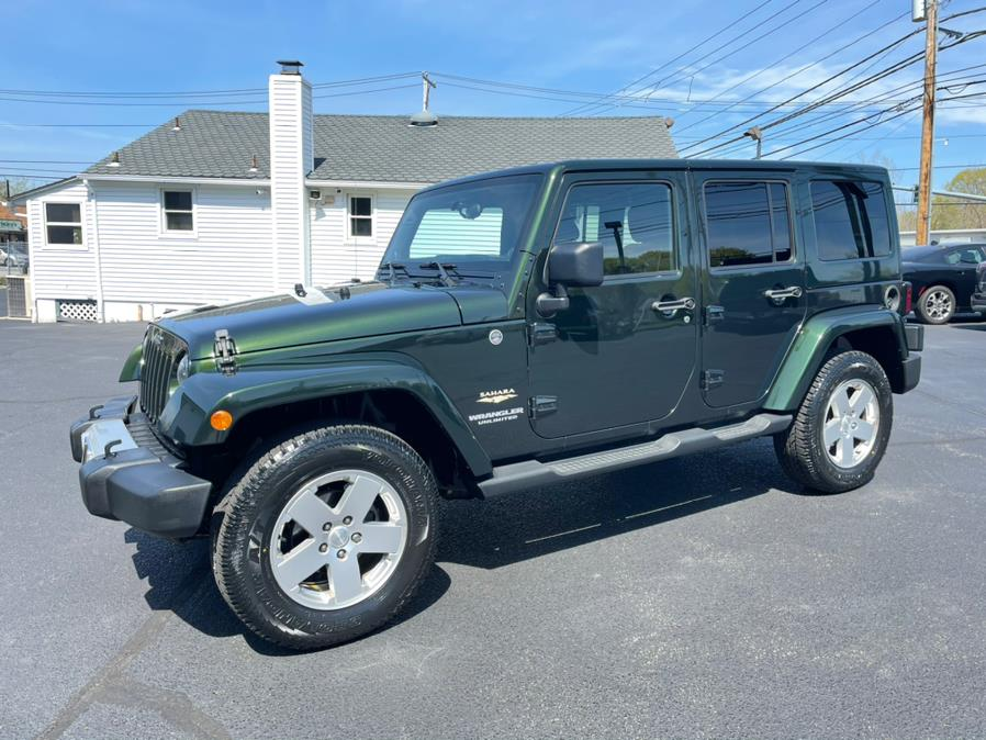Used 2011 Jeep Wrangler Unlimited in Milford, Connecticut | Chip's Auto Sales Inc. Milford, Connecticut