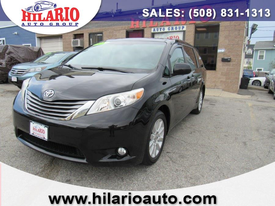 Used 2011 Toyota Sienna in Worcester, Massachusetts | Hilario's Auto Sales Inc.. Worcester, Massachusetts