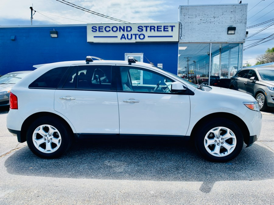 Used Ford Edge SEL 2011 | Second Street Auto Sales Inc. Manchester, New Hampshire