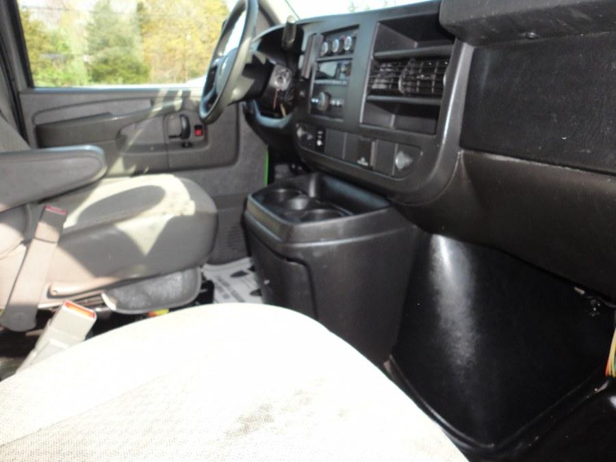 "Used Chevrolet Express Cargo Van RWD 3500 155"" 2015 | International Motorcars llc. Berlin, Connecticut"