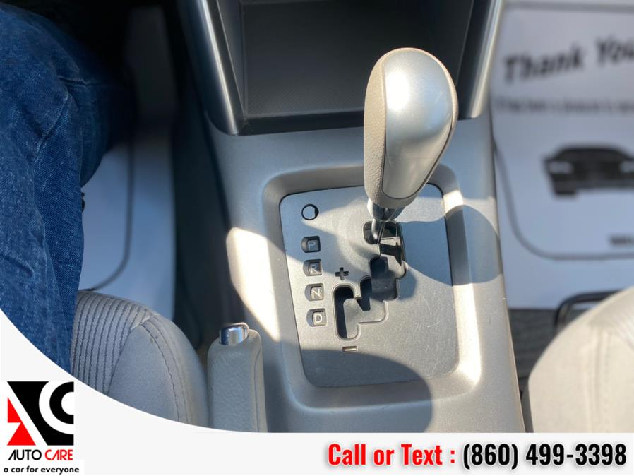Used Subaru Forester (Natl) 4dr Auto X 2009 | Auto Care Motors. Vernon , Connecticut
