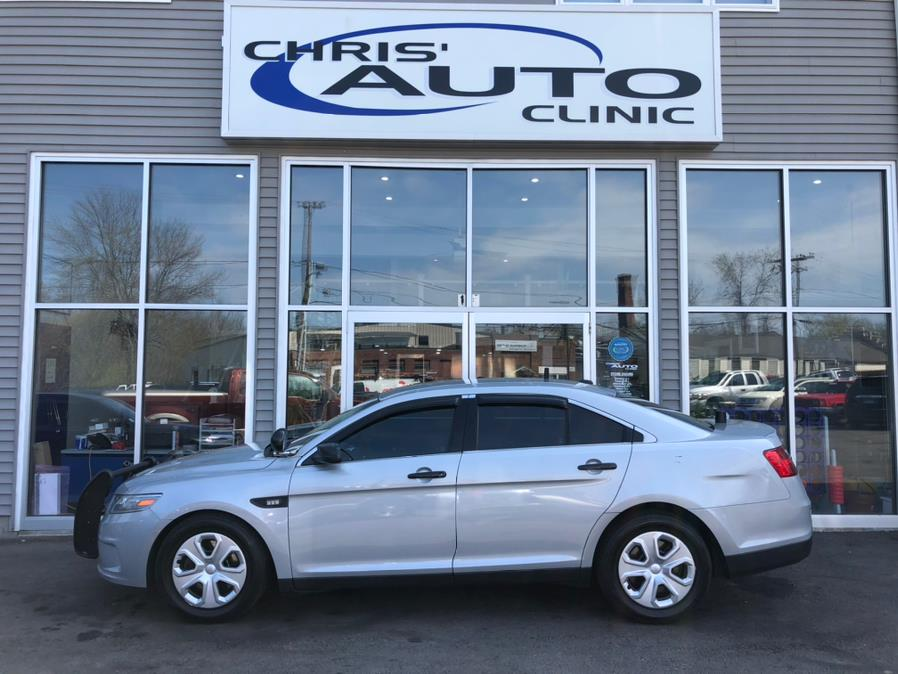 Used 2014 Ford Sedan Police Interceptor in Plainville, Connecticut | Chris's Auto Clinic. Plainville, Connecticut