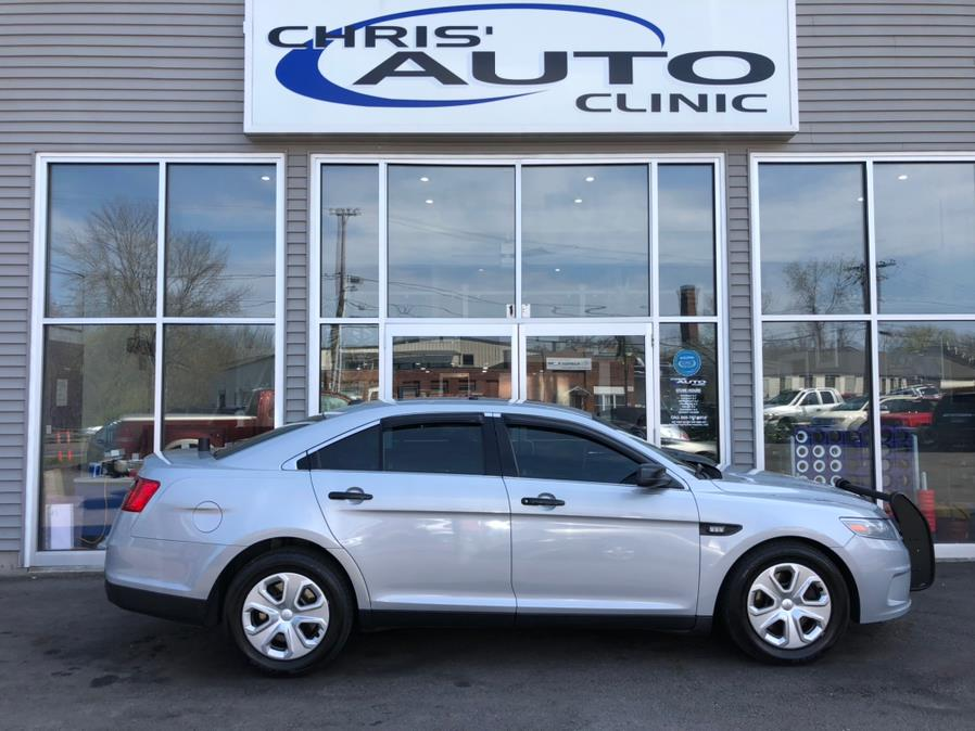 Used Ford Sedan Police Interceptor 4dr Sdn AWD 2014 | Chris's Auto Clinic. Plainville, Connecticut