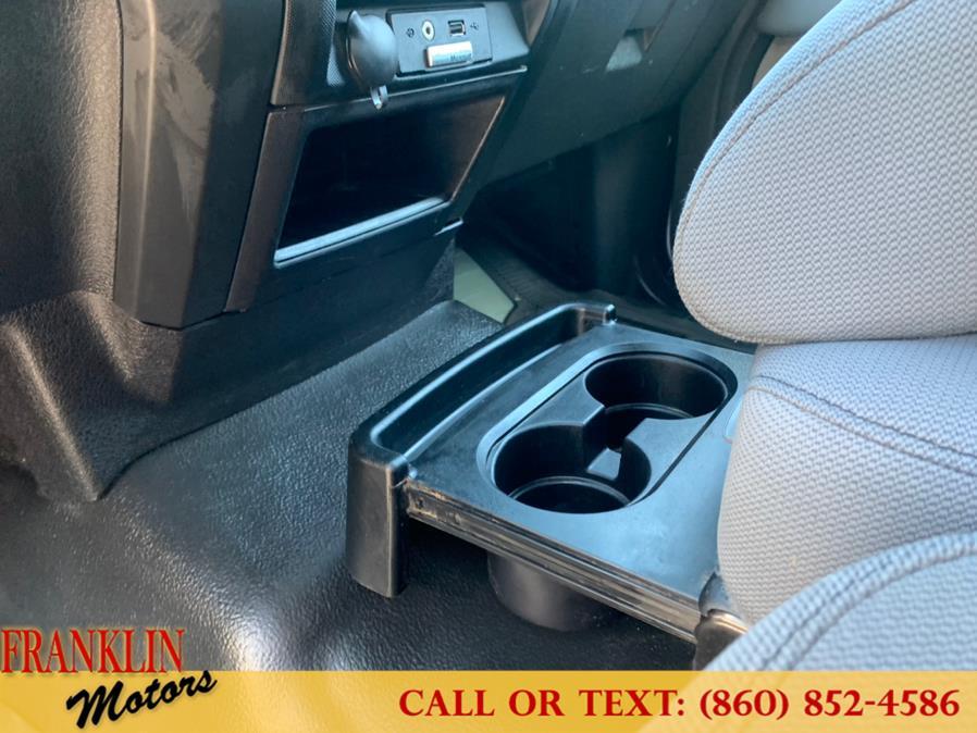 "Used Ford F-150 4WD SuperCab 145"" STX 2014 | Franklin Motors Auto Sales LLC. Hartford, Connecticut"