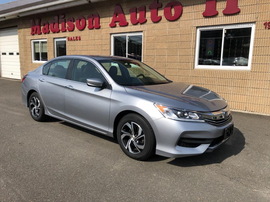 Used 2017 Honda Accord Sedan in Bridgeport, Connecticut | Madison Auto II. Bridgeport, Connecticut
