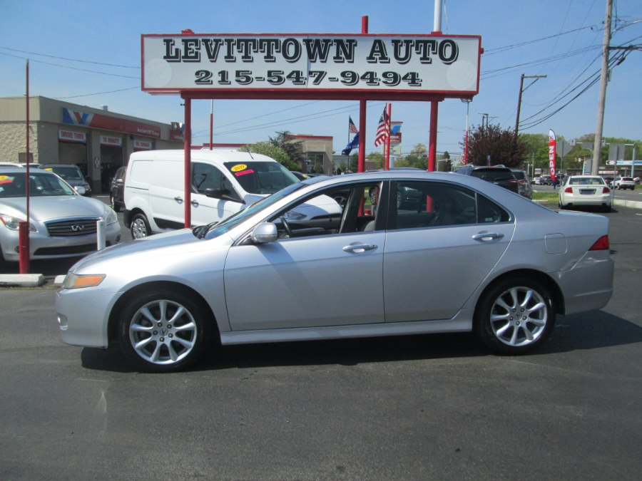 Used 2008 Acura TSX in Levittown, Pennsylvania | Levittown Auto. Levittown, Pennsylvania
