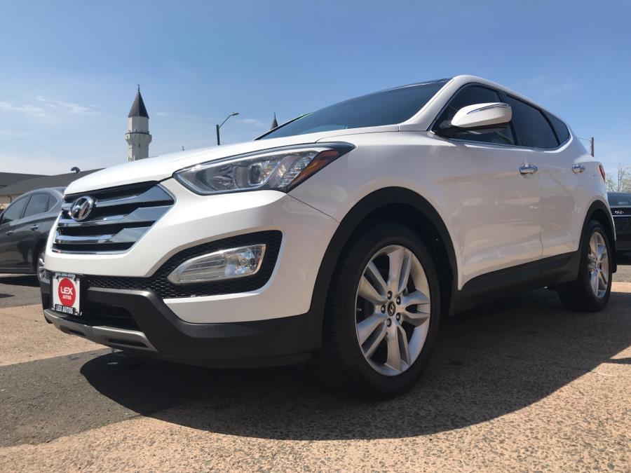 Used 2013 Hyundai Santa Fe Sport in Hartford, Connecticut | Lex Autos LLC. Hartford, Connecticut