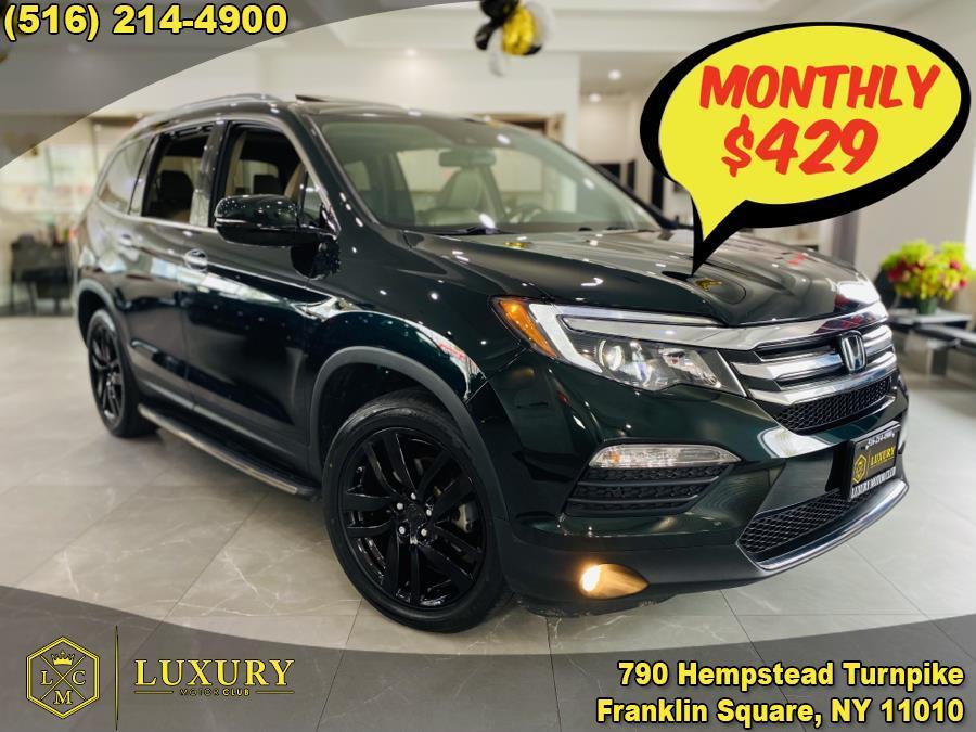 Used Honda Pilot Elite AWD 2018   Luxury Motor Club. Franklin Square, New York