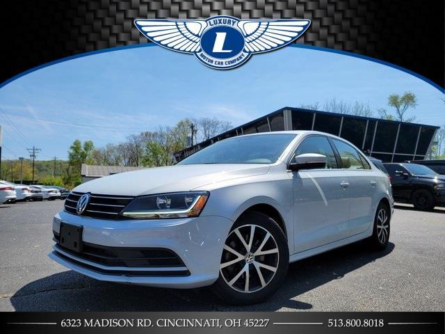 Used 2017 Volkswagen Jetta in Cincinnati, Ohio | Luxury Motor Car Company. Cincinnati, Ohio