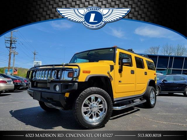 Used 2006 Hummer H2 in Cincinnati, Ohio | Luxury Motor Car Company. Cincinnati, Ohio