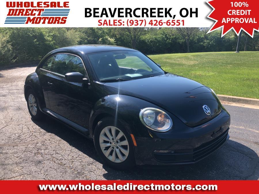 Used Volkswagen Beetle Coupe 2dr Auto 2.5L Entry PZEV 2013   Wholesale Direct Motors. Beavercreek, Ohio