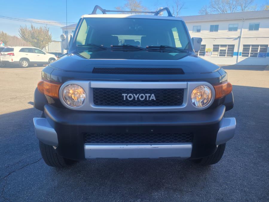 Used Toyota FJ Cruiser 4WD 4dr Auto (Natl) 2012 | Capital Lease and Finance. Brockton, Massachusetts