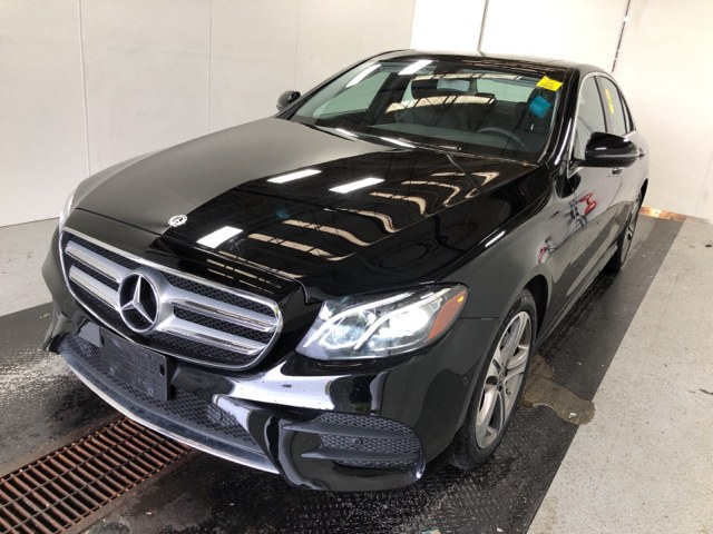 Used Mercedes-Benz E-Class E 300 4MATIC Sedan 2018 | Peak Automotive Inc.. Bayshore, New York