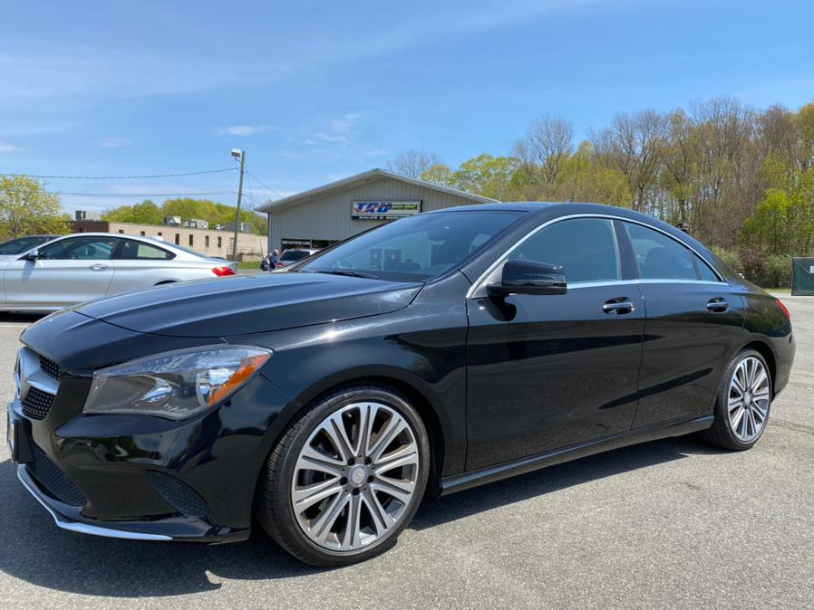 Used 2017 Mercedes-Benz CLA in Berlin, Connecticut | Tru Auto Mall. Berlin, Connecticut