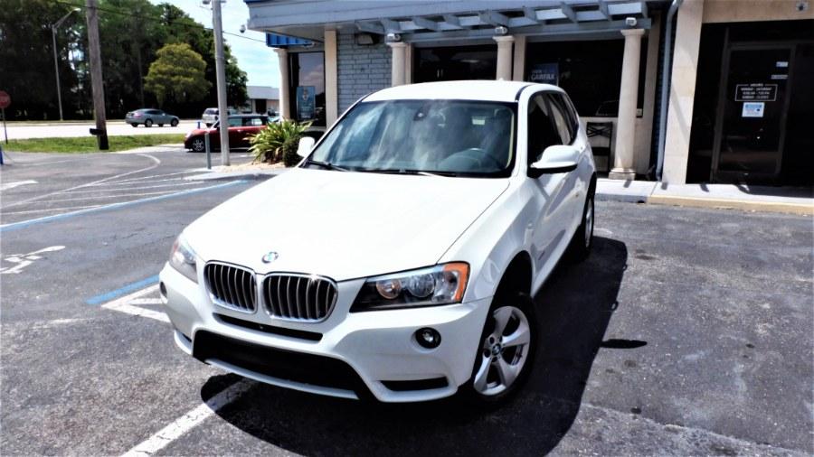 Used 2012 BMW X3 in Winter Park, Florida | Rahib Motors. Winter Park, Florida