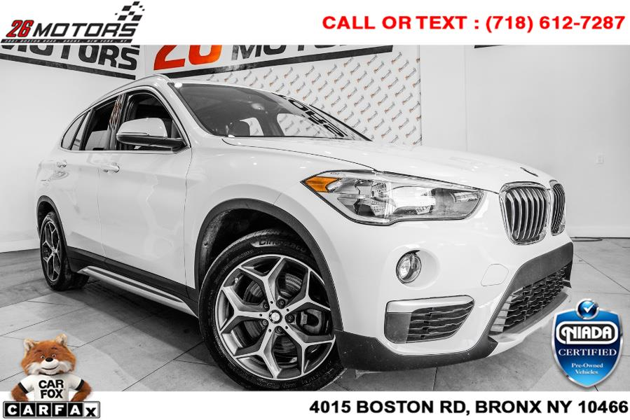 Used 2018 BMW X1 in Woodside, New York | 52Motors Corp. Woodside, New York