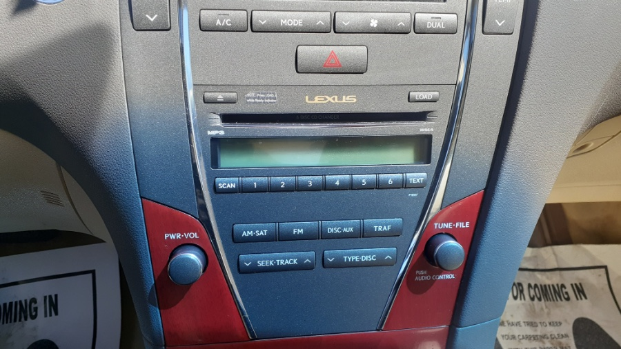 Used Lexus ES 350 4dr Sdn 2008 | Wonderland Auto. Revere, Massachusetts
