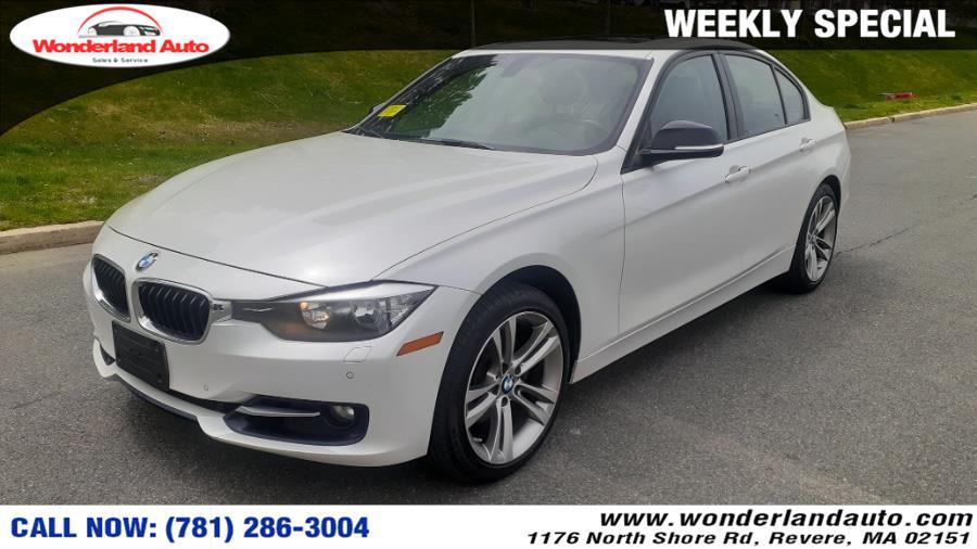Used 2013 BMW 3 Series in Revere, Massachusetts | Wonderland Auto. Revere, Massachusetts