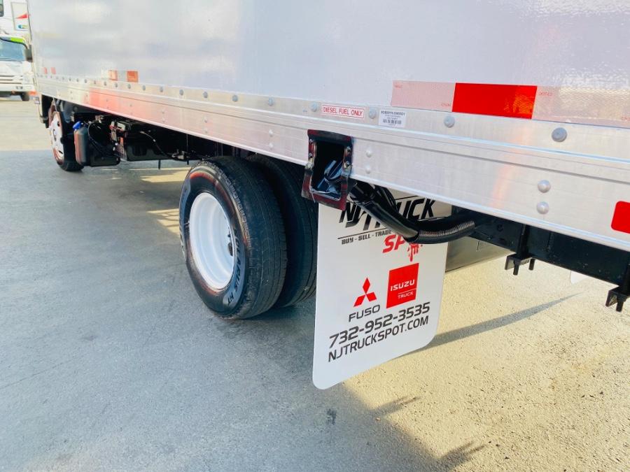 Used Isuzu NPR HD DSL REG AT 16 FEET DRY BOX + NO CDL 2016 | NJ Truck Spot. South Amboy, New Jersey
