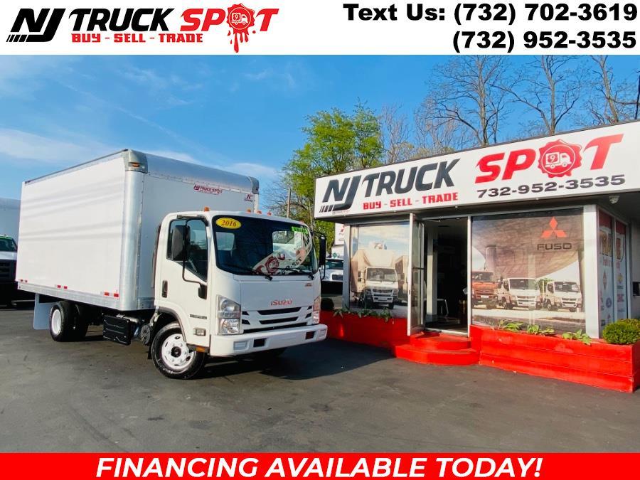 Used 2016 Isuzu NPR HD DSL REG AT in South Amboy, New Jersey | NJ Truck Spot. South Amboy, New Jersey