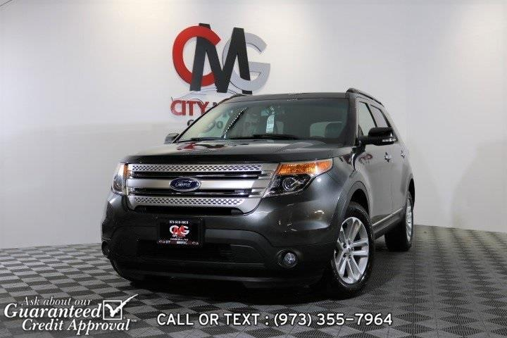 Used Ford Explorer XLT 2015 | City Motor Group Inc.. Haskell, New Jersey