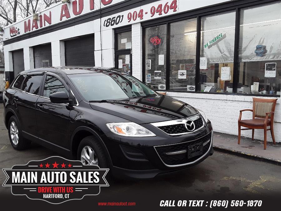 Used Mazda CX-9 AWD 4dr Touring 2012 | Main Auto Sales LLC. Hartford, Connecticut
