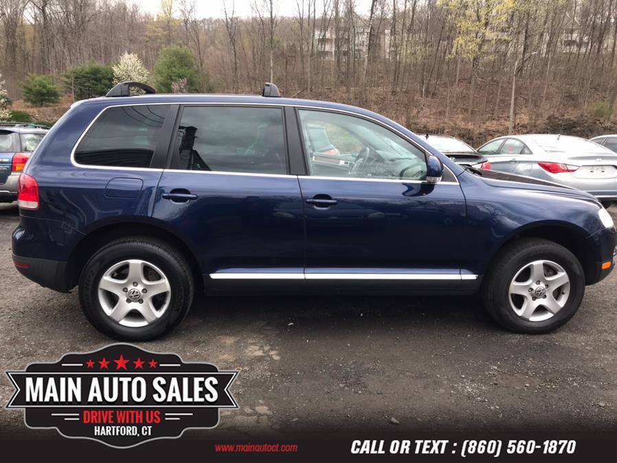 Used Volkswagen Touareg 4dr V6 2005 | Main Auto Sales LLC. Hartford, Connecticut
