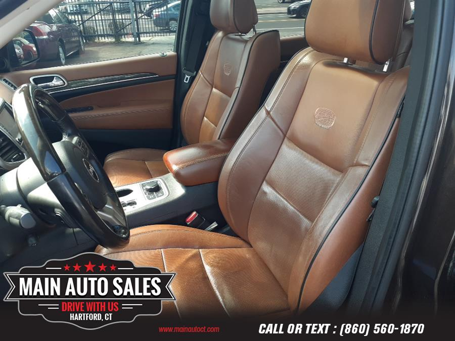 Used Jeep Grand Cherokee 4WD 4dr Overland 2011 | Main Auto Sales LLC. Hartford, Connecticut