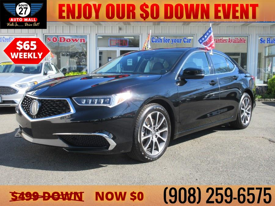 Used 2019 Acura TLX in Linden, New Jersey   Route 27 Auto Mall. Linden, New Jersey