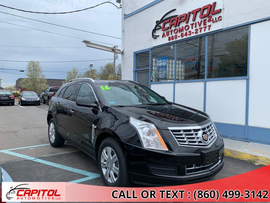Used 2016 Cadillac SRX in Manchester, Connecticut | Capitol Automotive 2 LLC. Manchester, Connecticut
