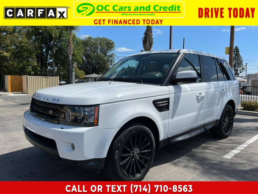 Used 2013 Land Rover Range Rover Sport in Garden Grove, California | OC Cars and Credit. Garden Grove, California
