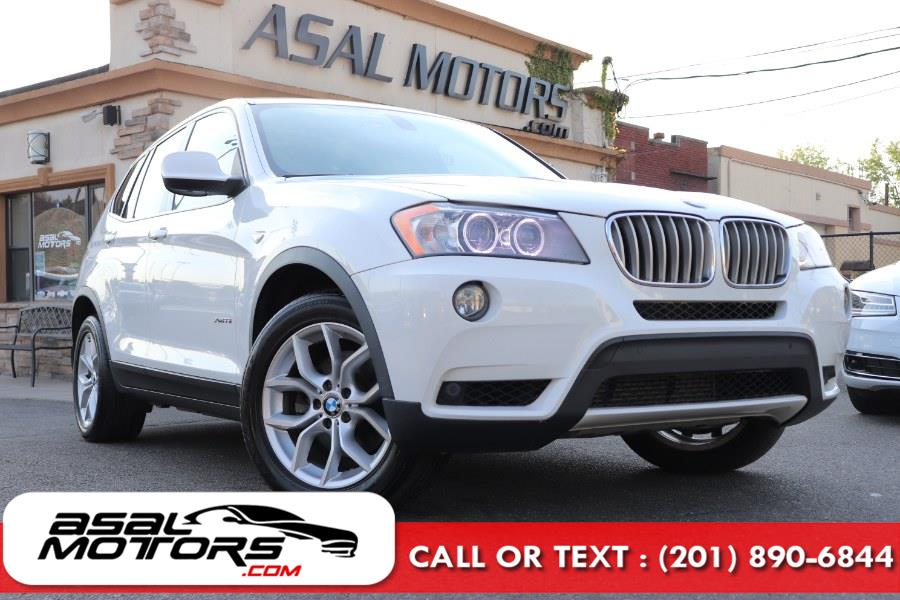 Used 2012 BMW X3 in East Rutherford, New Jersey | Asal Motors. East Rutherford, New Jersey