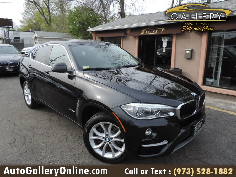 Used 2016 BMW X6 in Lodi, New Jersey | Auto Gallery. Lodi, New Jersey