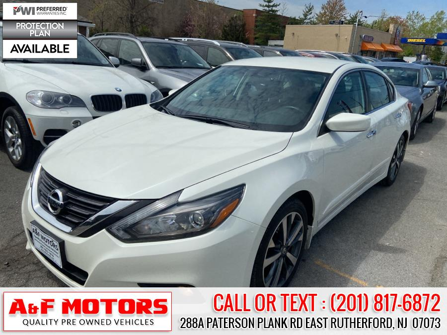 Used 2016 Nissan Altima in East Rutherford, New Jersey | A&F Motors LLC. East Rutherford, New Jersey