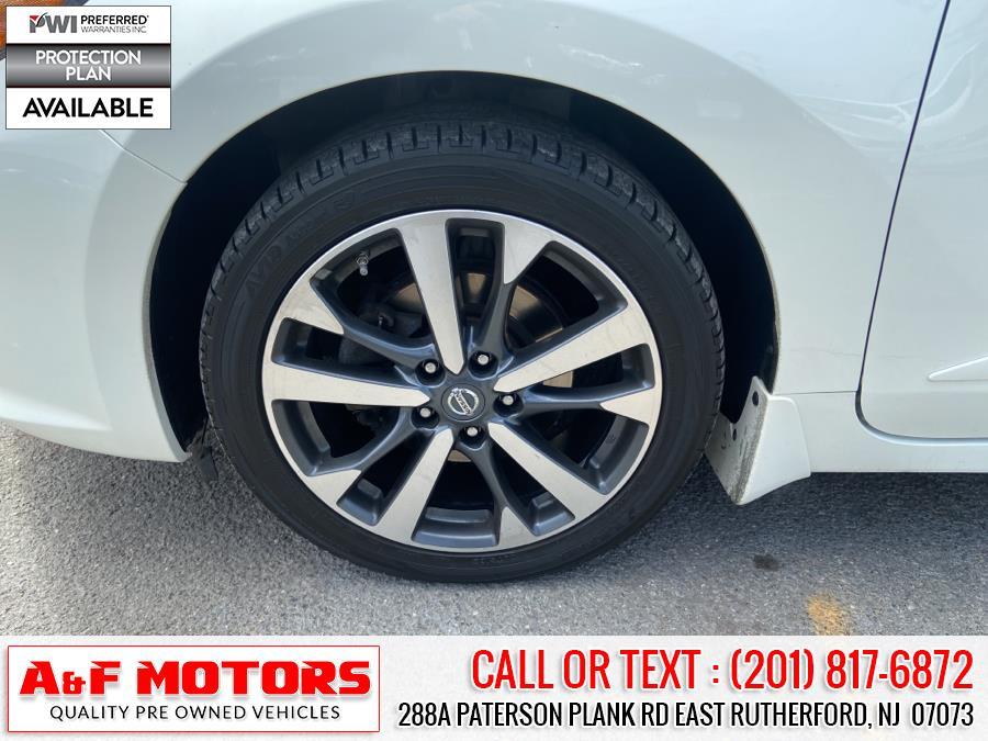 Used Nissan Altima 4dr Sdn V6 3.5 SR *Ltd Avail* 2016 | A&F Motors LLC. East Rutherford, New Jersey