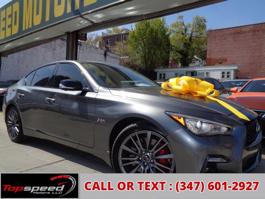 Used 2018 INFINITI Q50S  AWD in Jamaica, New York | Top Speed Motors LLC. Jamaica, New York