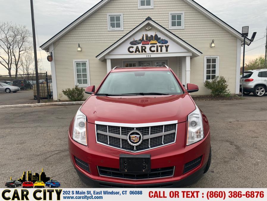 Used Cadillac SRX AWD 4dr Luxury Collection 2012 | Car City LLC. East Windsor, Connecticut