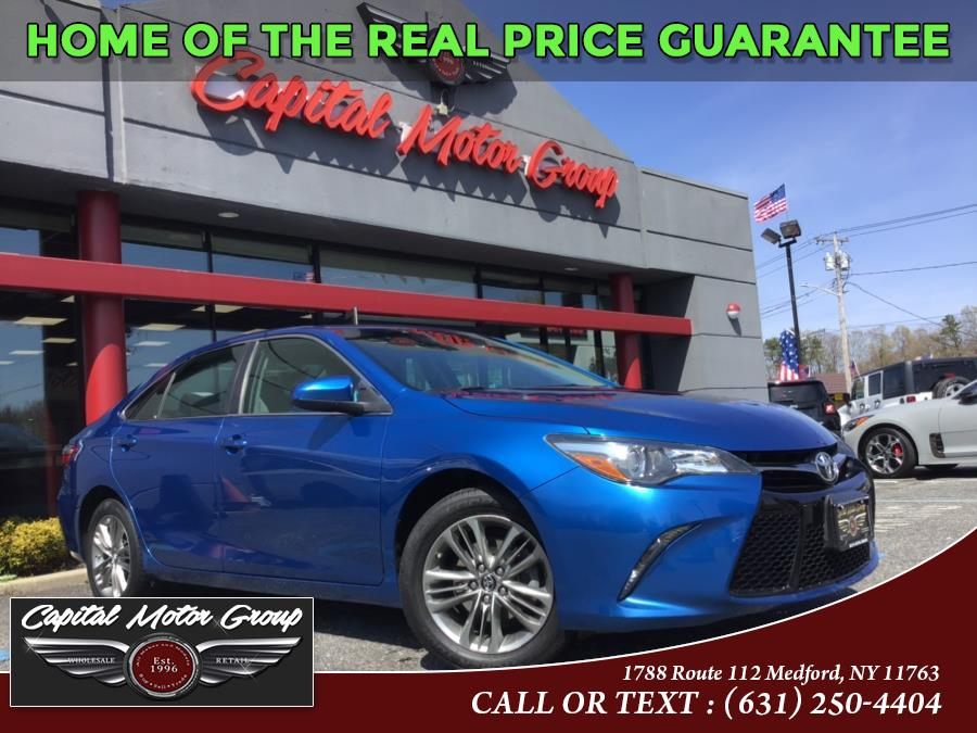 Used 2017 Toyota Camry in Medford, New York | Capital Motor Group Inc. Medford, New York