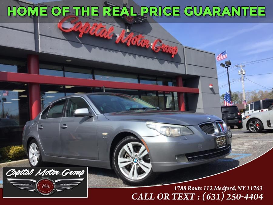 Used 2010 BMW 5 Series in Medford, New York | Capital Motor Group Inc. Medford, New York