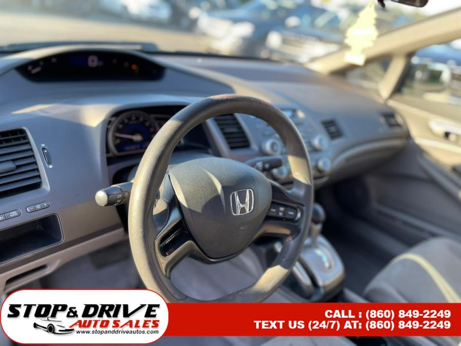 Used Honda Civic Sdn LX AT 2006   Stop & Drive Auto Sales. East Windsor, Connecticut