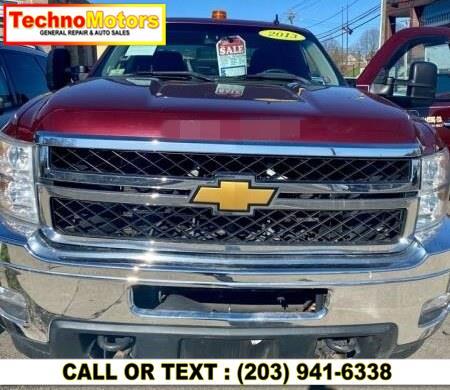 Used 2013 Chevrolet Silverado 2500HD in Danbury , Connecticut | Techno Motors . Danbury , Connecticut