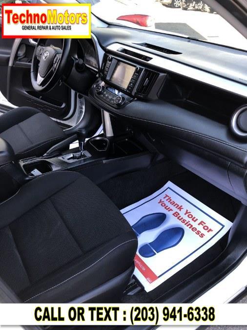 Used Toyota RAV4 XLE AWD (Natl) 2017 | Techno Motors . Danbury , Connecticut