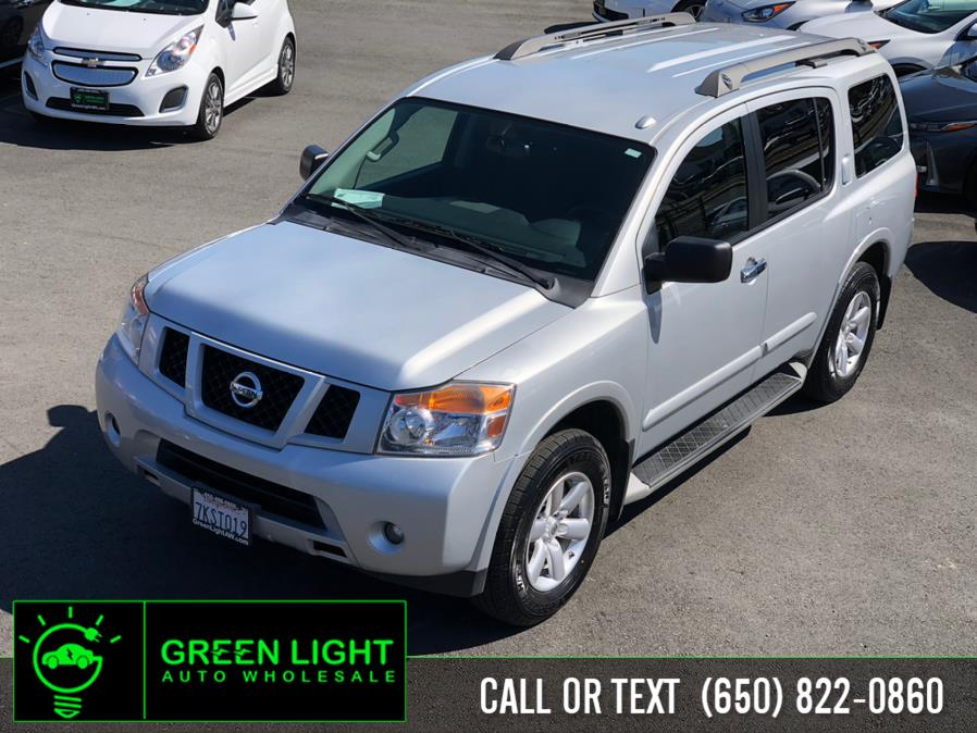 Used 2015 Nissan Armada in Daly City, California | Green Light Auto Wholesale. Daly City, California