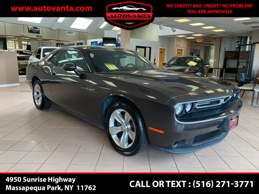 Used 2019 Dodge Challenger in Massapequa Park, New York | Autovanta. Massapequa Park, New York