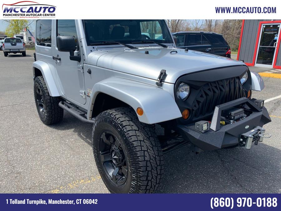 Used 2012 Jeep Wrangler in Manchester, Connecticut | Manchester Autocar Center. Manchester, Connecticut
