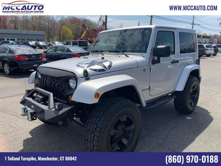 Used Jeep Wrangler 4WD 2dr Sahara 2012 | Manchester Autocar Center. Manchester, Connecticut