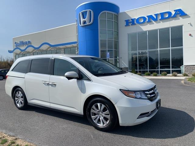 Used 2016 Honda Odyssey in Avon, Connecticut | Sullivan Automotive Group. Avon, Connecticut