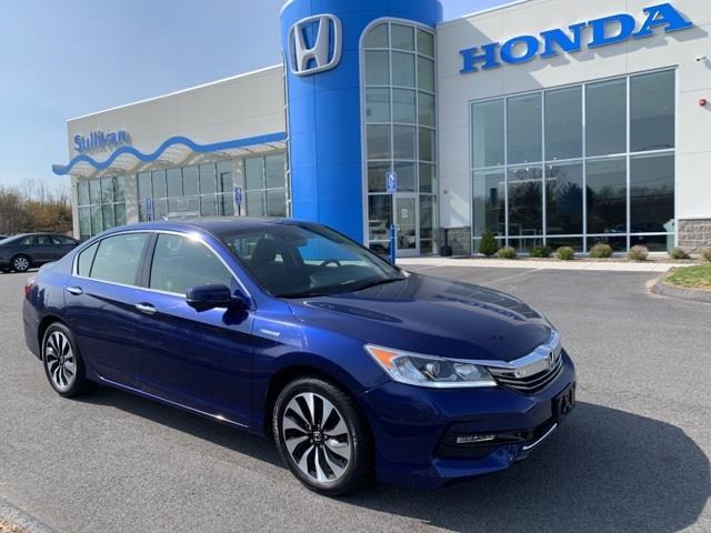 Used Honda Accord Hybrid EX-L 2017   Sullivan Automotive Group. Avon, Connecticut