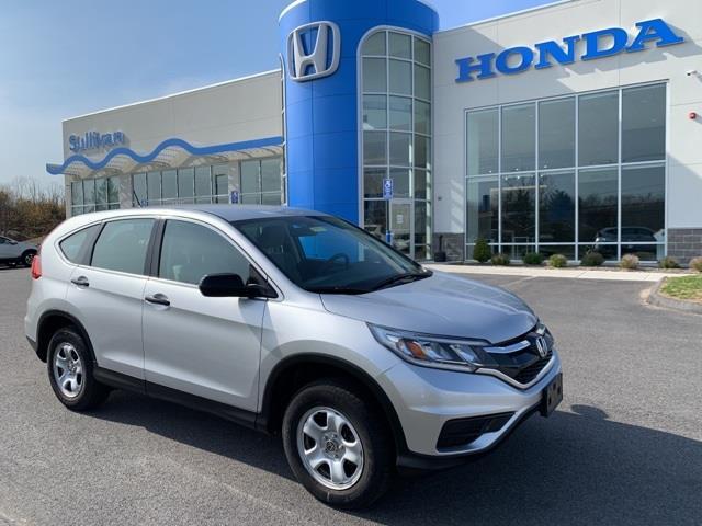 Used Honda Cr-v LX 2016   Sullivan Automotive Group. Avon, Connecticut